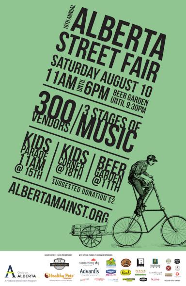 Alberta Street Fair!