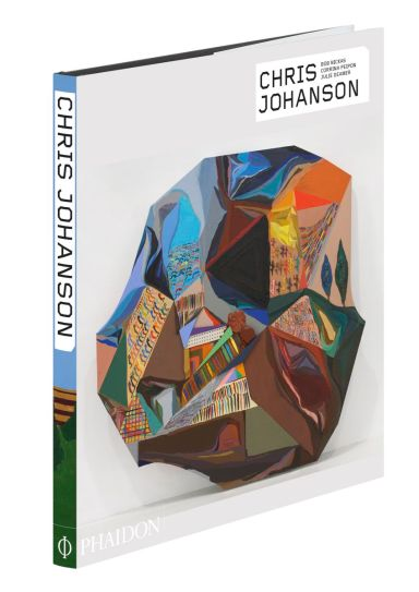 CHRIS JOHANSON Book
