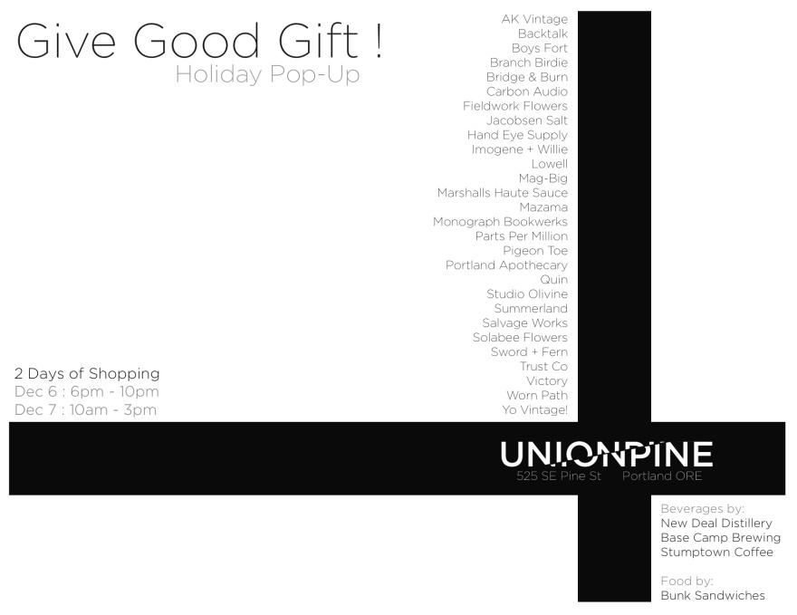 Give Good Gift 2013