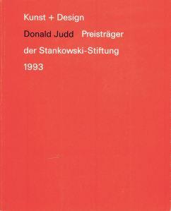 Judd Kunst + Design cover