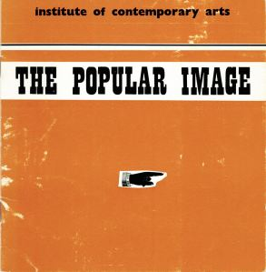 The Popular Image ICA 1963 cover